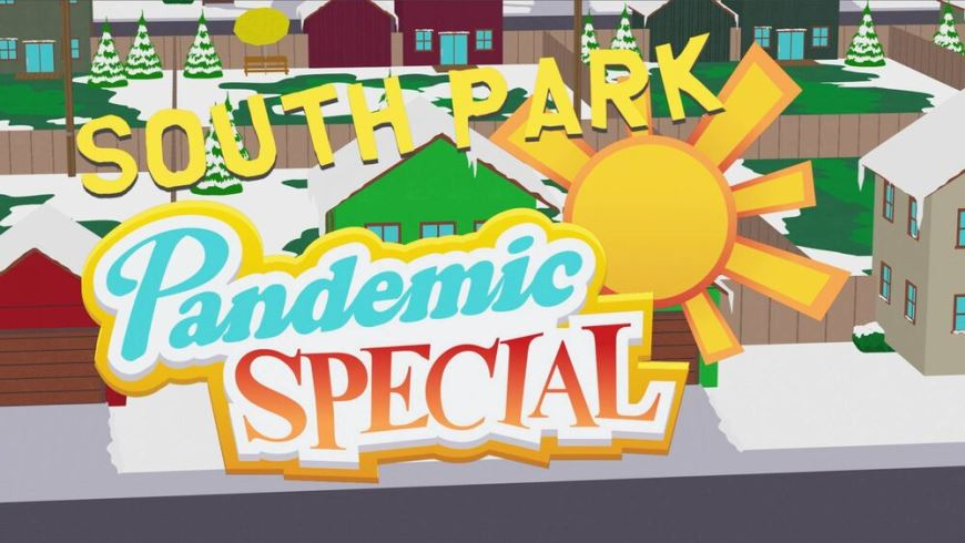 South Park: The Pandemic Special (2020) HD 1080p Latino